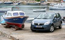 Essai Dacia Sandero 1.6 MPI 90 ch : raison populaire