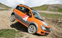 Essai Fiat 4x4 Cross : ne l'appelez pas Panda !