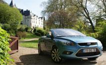 Evasion : week-end de roi en Ford Focus CC