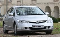 Essai Honda Civic Hybride : résolument… « civique »