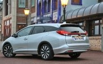 Essai Honda Civic Tourer : agréablement utile