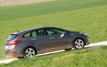 Essai Hyundai i30 SW 1.6 CRDi BVA Premium Pack : Le souffle court