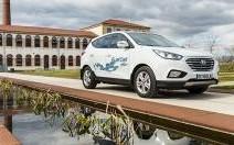 Essai Hyundai ix35 Fuel Cell : un air de 2020