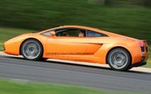 Essai circuit Lamborghini Gallardo : la corrida !