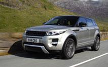 Essai Land Rover Evoque : un vrai Range en réduction