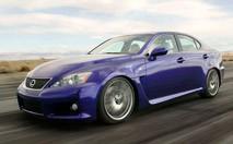 Essai Lexus IS-F : La BMW M3 dans la collimateur