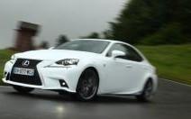 Essai Lexus IS 300h F Sport : Ambitions germaniques