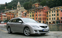 Essai Mazda6 FastWagon MZR-CD 140 : break sans sushi