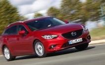 Essai Mazda6 Wagon Skyactiv-D 2.2 150 ch BVA6 : La Mazda6 passe à l'offensive