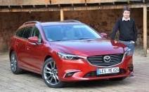 Essai Mazda6 2.2 SkyActiv-D 175 ch BVA6 Sélection : montée en gamme