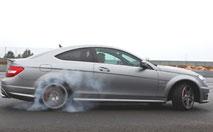 Essai Mercedes C63 AMG Coupé : du feu dans les veines