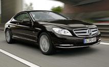 Essai Mercedes CL500 restylé : coupé d'élite