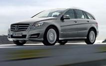 Essai Mercedes Classe R 500 4MATIC restylée : allemande incognito