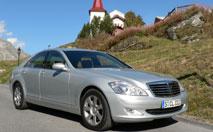 Essai / Mercedes Classe S 350 : roulez en business class