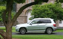 Essai Mercedes GLK 320 CDI : le compact polyvalent