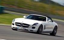 Essai Mercedes SLS AMG Roadster : Étoile grisante