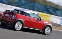 Essai Mini Cooper S Coupé : Taillée pour la piste