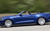 Essai Ford Mustang Convertible : mille mercis Ford !