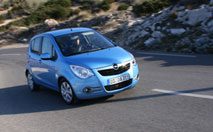 Essai Opel Agila : madame est servie