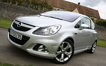"Essai Opel Corsa OPC : ""come on !!"""