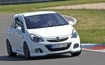 Essai Opel Corsa OPC Nürburgring Edition : pas de fumée mais du feu !