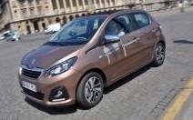 Essai nouvelle Peugeot 108 : comme une grande