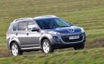 Essai Peugeot 4007 2.2 HDi DSC6 : bien sous tous rapports ?