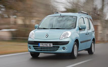 Essai Renault Kangoo II : l'élégance en plus
