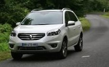 Essai Renault Koleos 2.0 dCi 150 Carminat : Seconde chance