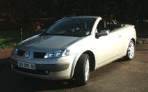 Essai/ Renault Mégane CC : un cabriolet à vivre
