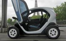 Essai Renault Twizy : Le show Twizy en plein Paris