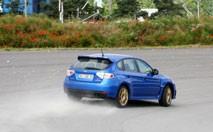 Essai Subaru Impreza WRX STi : quelle adhérence !
