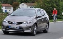 Essai Toyota Auris Touring Sports Hybrid : l'hybride pratique