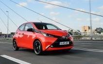 Essai Toyota Aygo : née sous x