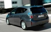 Essai Toyota Prius + : l'hybride puissance 7