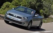Essai Volkswagen Golf VI Cabriolet : Coup de chapeau !