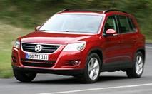 Essai Volkswagen Tiguan : tout le portrait de son frère