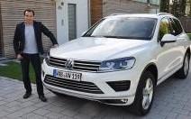 Essai Volkswagen Touareg : recette améliorée
