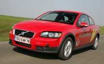 Essai Volvo C30 1.8 Flexifuel : compacte écolo