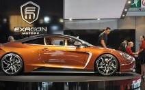 Exagon Furtive-eGT : Luxueuse électrique