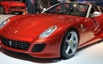Ferrari SA Aperta : Ferrari ouverte pour cercle très fermé