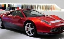 Ferrari SP12 EC : Caprice de star