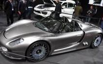 Porsche 918 Spyder : elle sera lancée en petite série