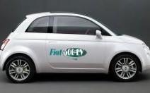 Fiat 500 EV par Chrysler : tout électrique