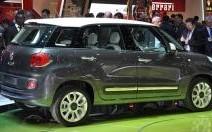 Fiat 500L : Format familial