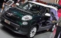 Fiat 500L Living : Sept places dans une ''500''