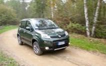 Essai Fiat Panda 4x4 1.3 Multijet 75 ch : Bonne patte