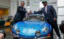 Future Alpine : Renault et Catheram se séparent déjà