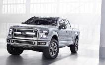 Ford Atlas Concept : la prochaine star US