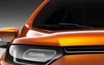 Ford Ecosport : BRICK Game !